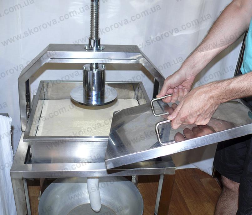 Пресс для сыра своими руками фото